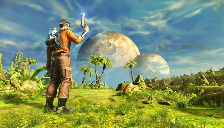 Photo of Outcast Second Contact este acum gratuit