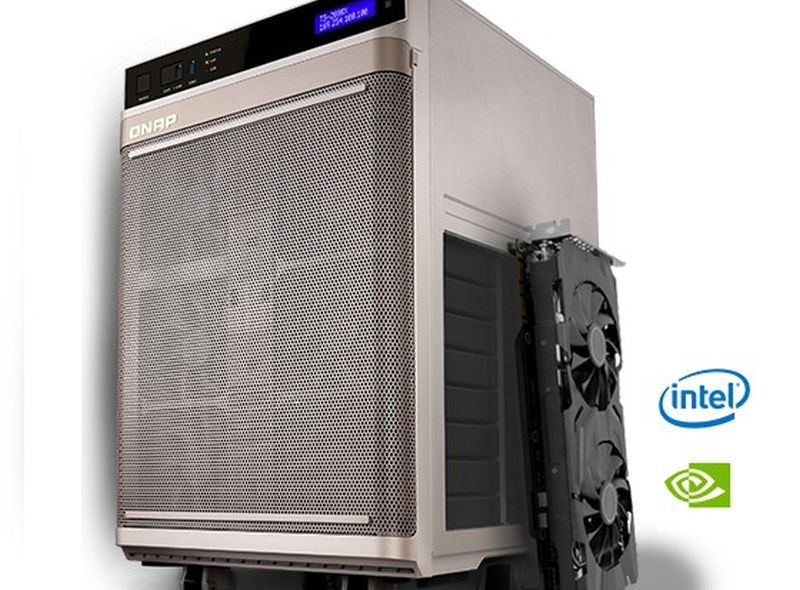Photo of QNAP prezintă serverul NAS TS-2888X pregătit pentru inteligența artificială