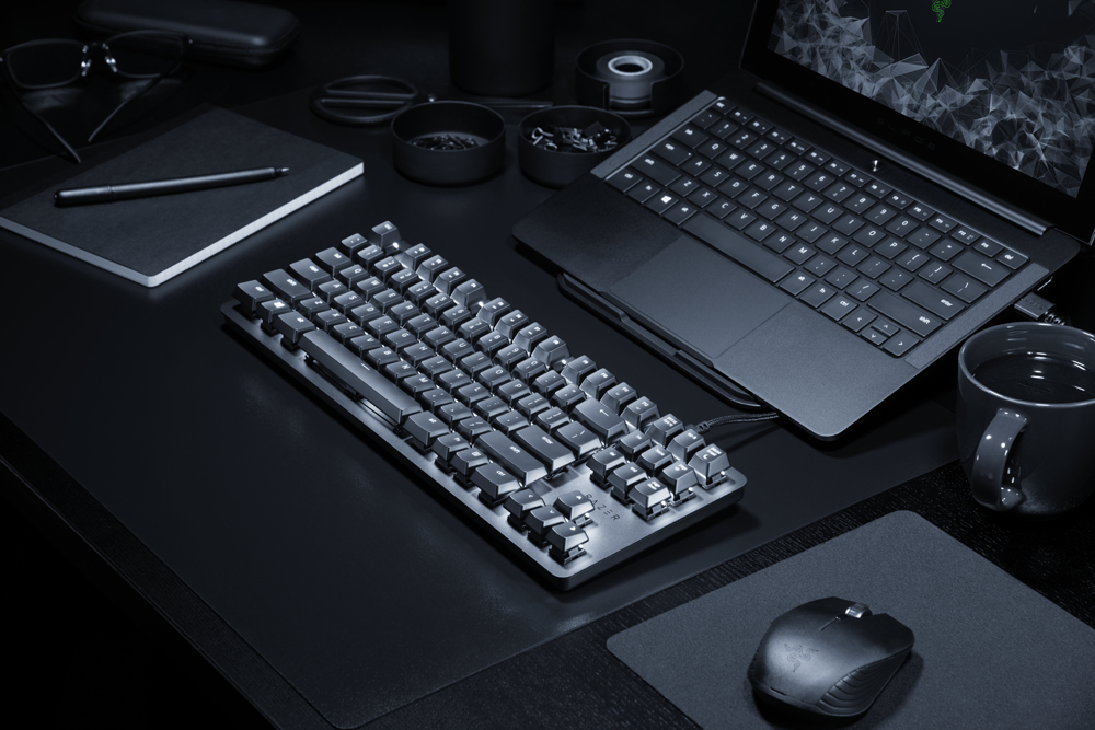 Photo of Razer lansează o tastatură mecanică pentru uz general – BlackWidow Lite