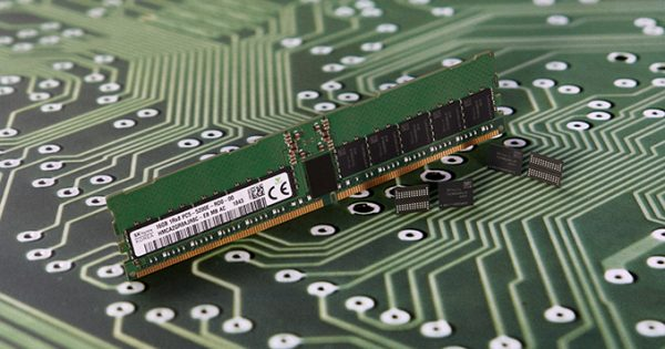SK Hynix a dezvăluit un modul de memorie RAM DDR5