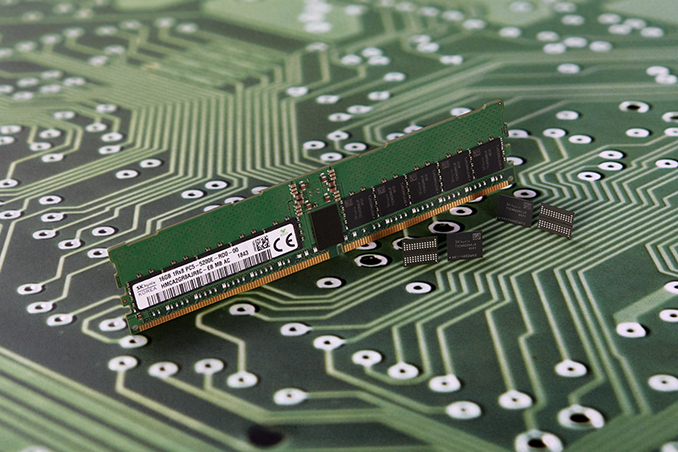 Photo of SK Hynix a dezvăluit un modul de memorie RAM DDR5