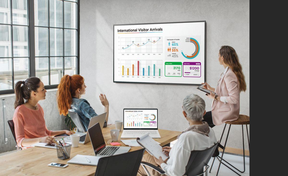 Photo of LG lansează noua sa serie de ecrane UL3E pentru segmentul de afaceri