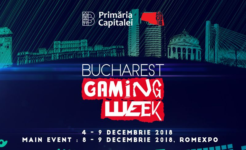 Photo of Zon@IT la Bucharest Gaming Week 2018