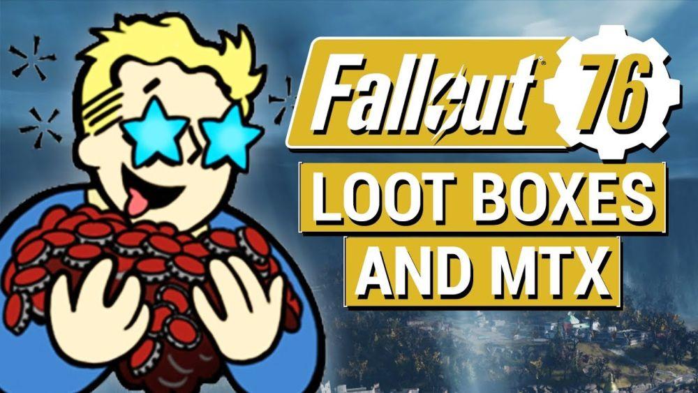 Photo of Fallout 76 s-ar putea totuși să aibă lootboxes