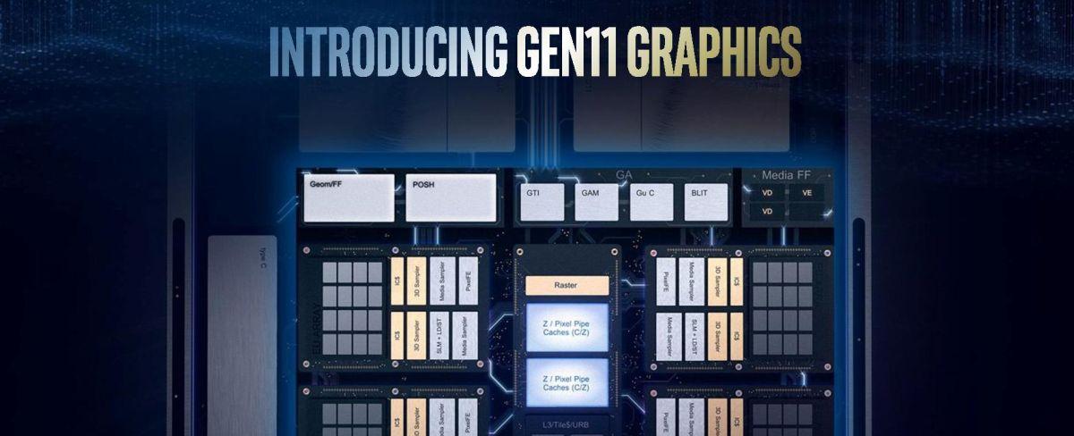 Intel gen11 gpu