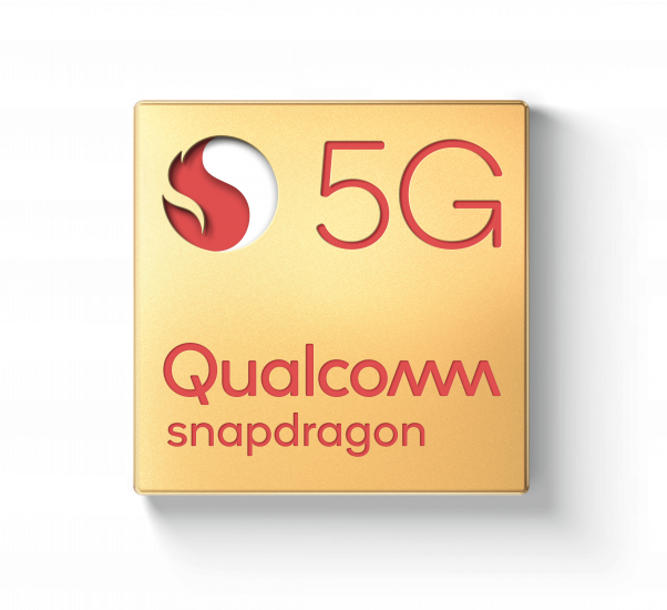 Qualcomm Snapdragon 5G Badge