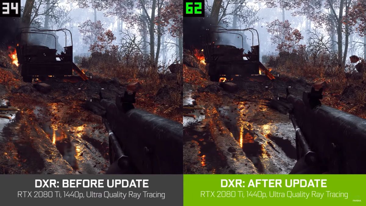 Photo of Ray Tracing va devini ceva mai rapid în Battlefield 5 cu un nou update
