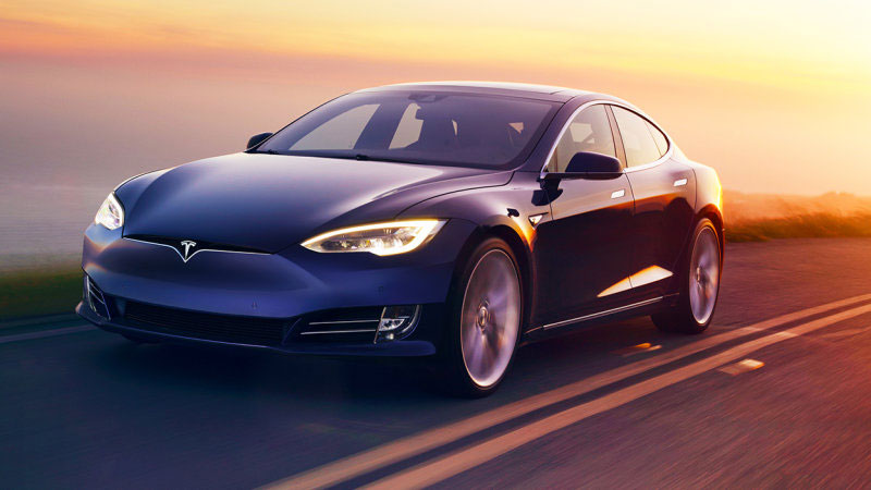 Photo of Politistii din California au oprit o masina Tesla care se conducea singura