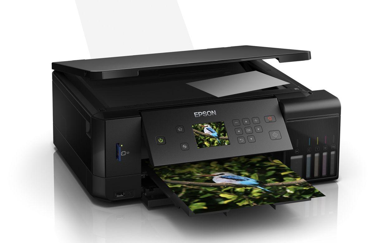 Photo of Noile imprimante foto Epson EcoTank pot tipări până la 1.500 de fotografii cu cerneala iniţială