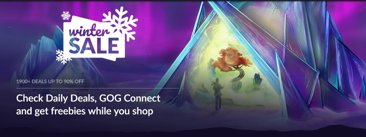 gog sale winter