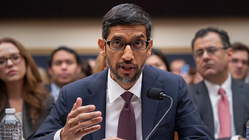 Photo of Șeful companiei Google a fost audiat de congresul SUA