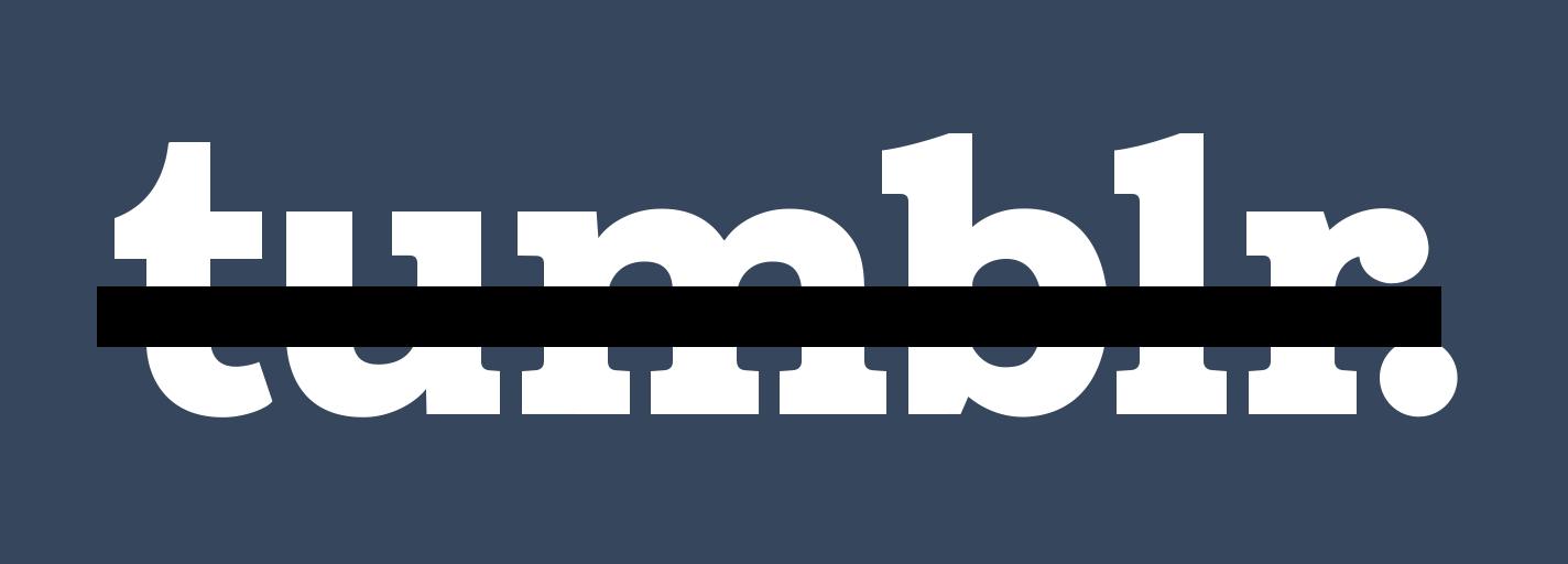 Photo of Tumblr interzice conținutul adresat adulților