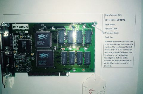 2dfx Voodoo placa video
