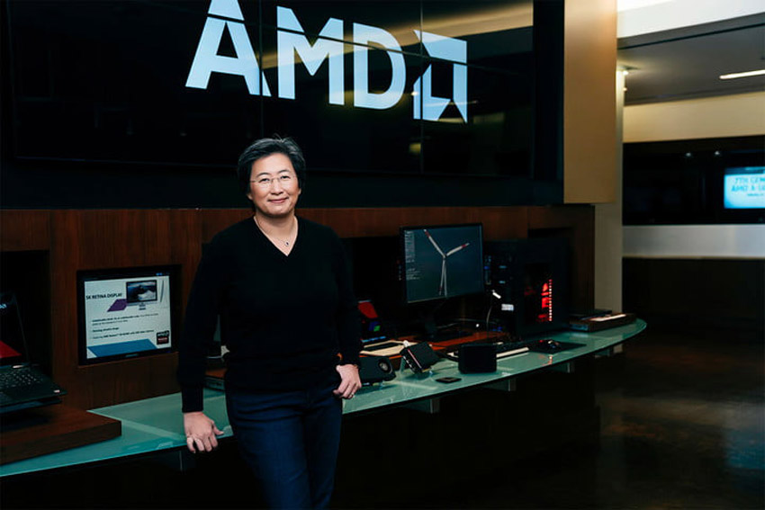 Lisa Su AMD CEO
