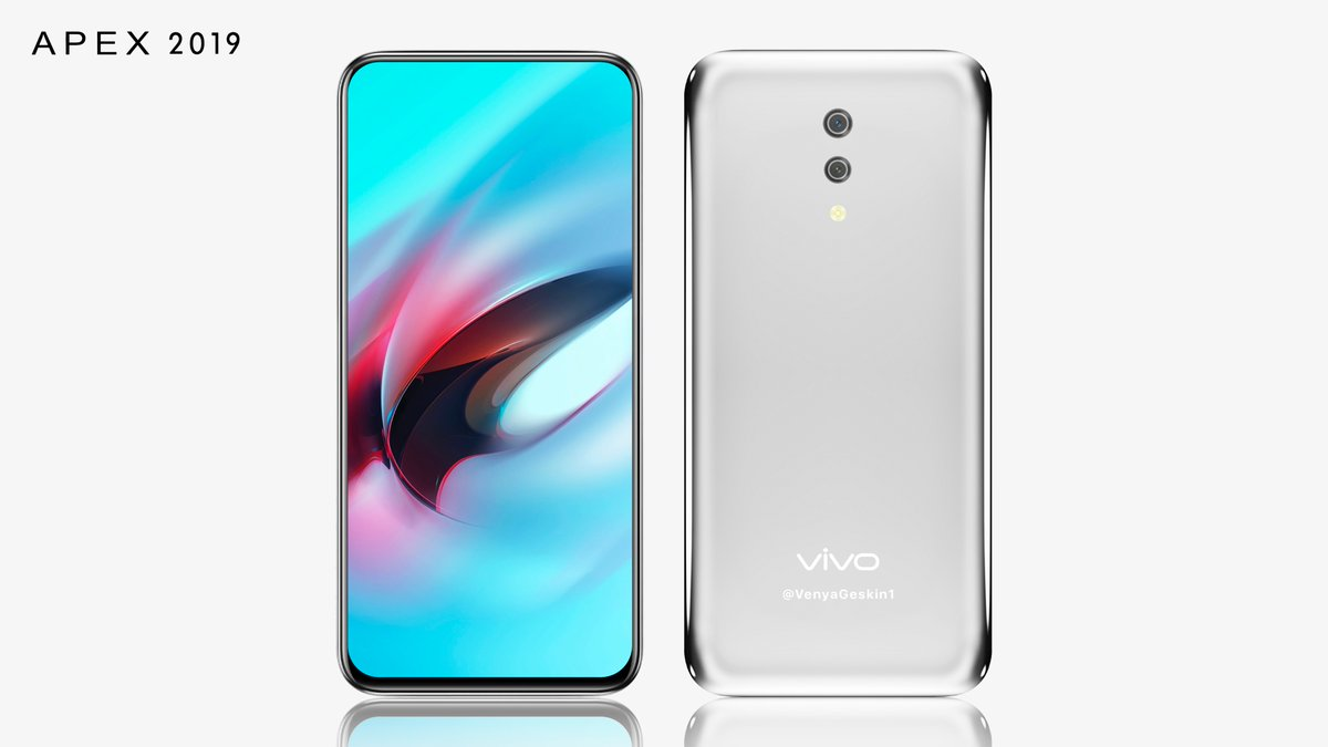 vivo apex render