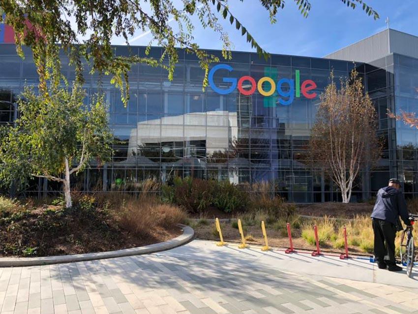 Google cladire