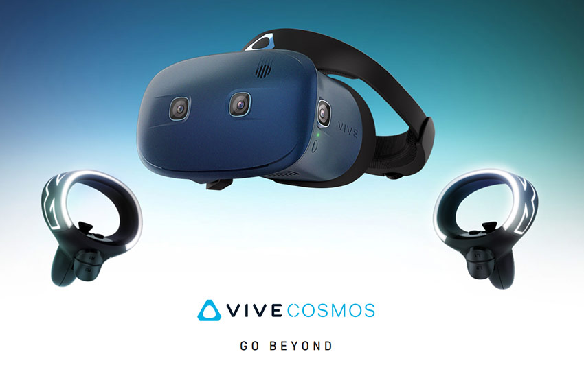 Photo of HTC anunță două noi sisteme VR: Vive Pro Eye și Vive Cosmos VR