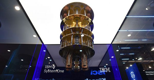 IBM Q System One image