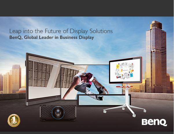 Photo of BenQ va anunța produse noi la ISE 2019