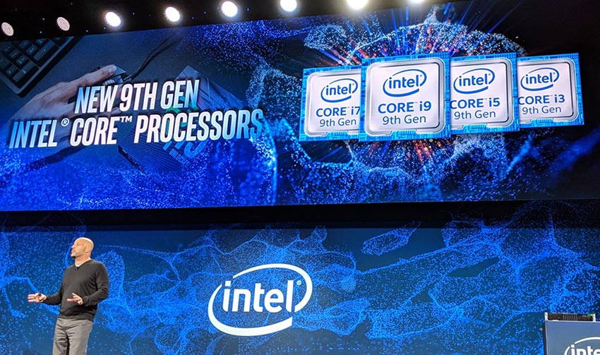 Photo of Intel a introdus noi procesoare din generația 9 la CES