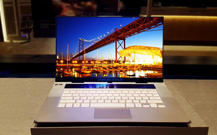 Photo of Samsung a produs un ecran OLED pentru laptop-uri