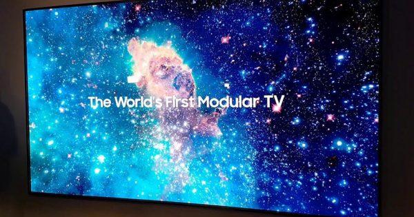 Samsung Micro LED televizor modular