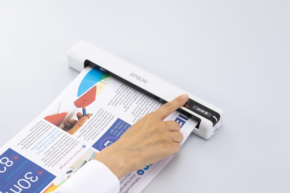 Photo of Scanați oriunde, prin intermediul celei mai mici și mai ușoare game de scanere mobile Epson