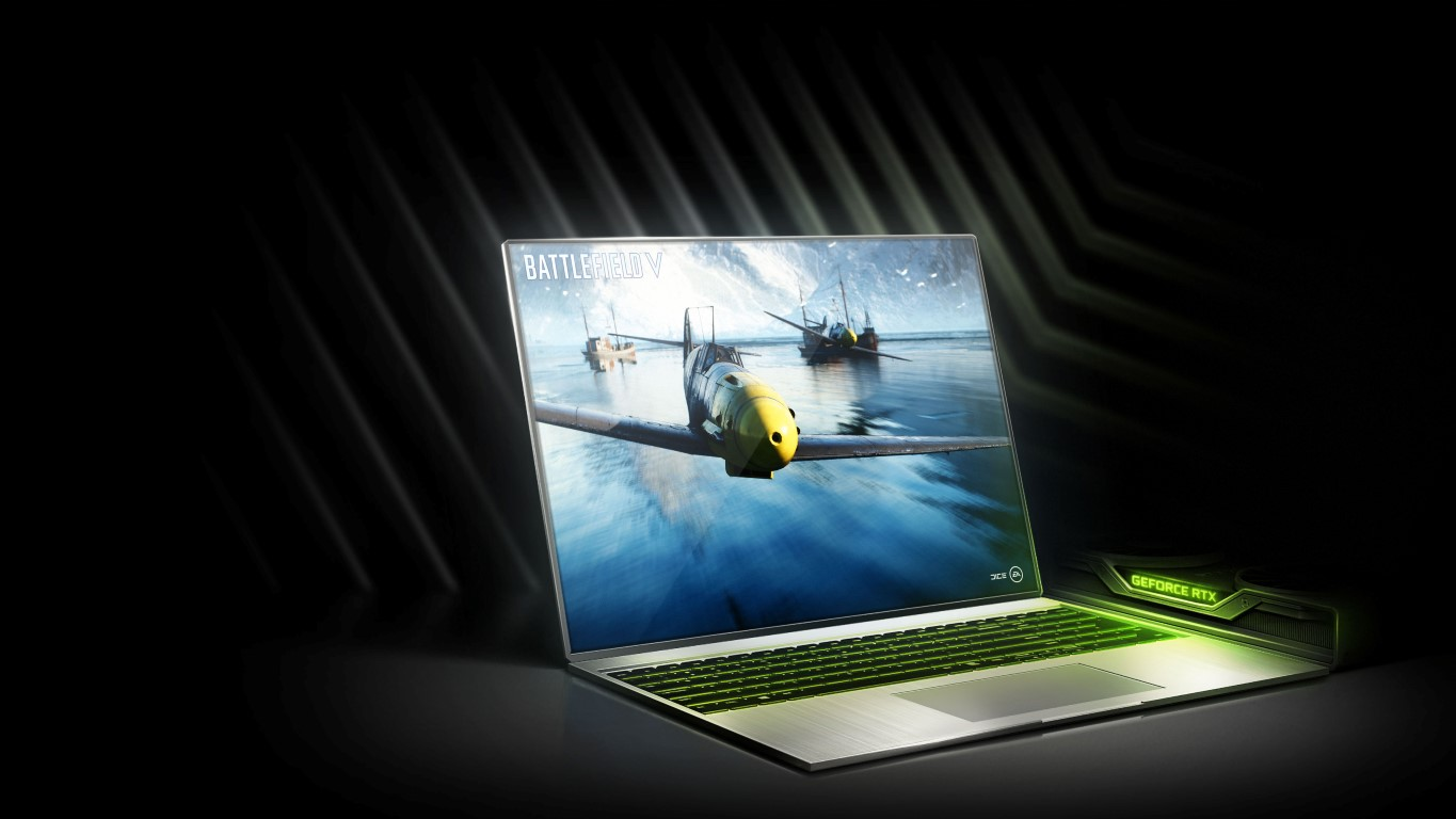 geforce nvidia laptop