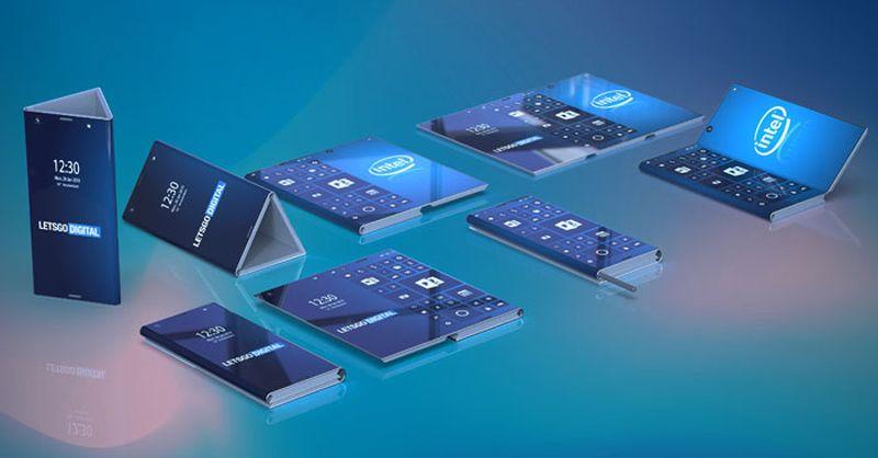 Photo of Intel lucra la propriul telefon pliabil