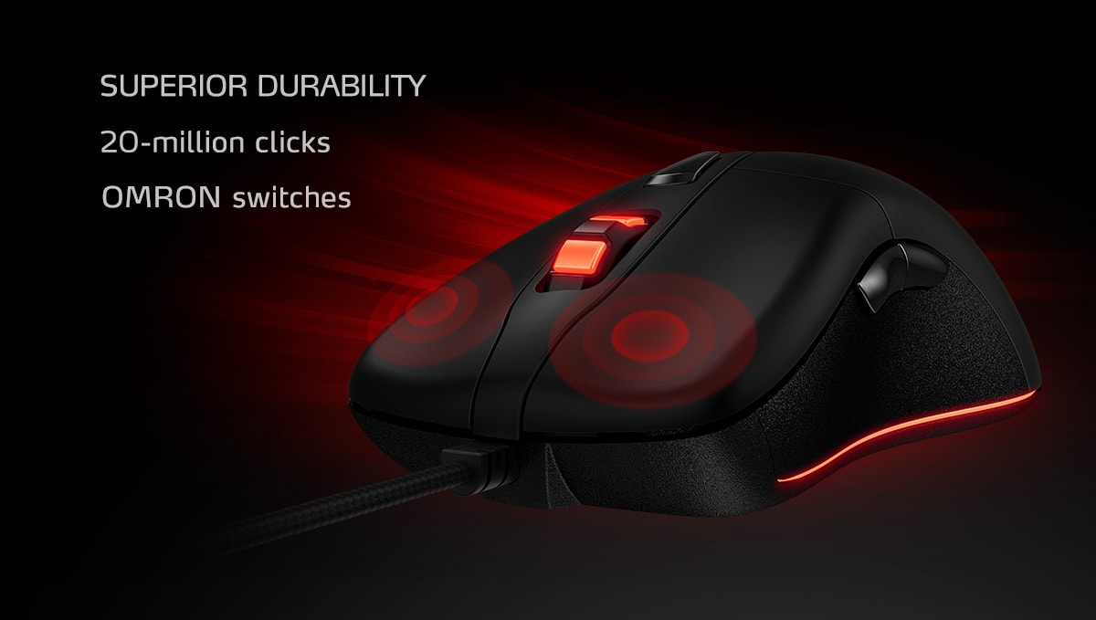Photo of Review Mouse de gaming XPG INFAREX M20