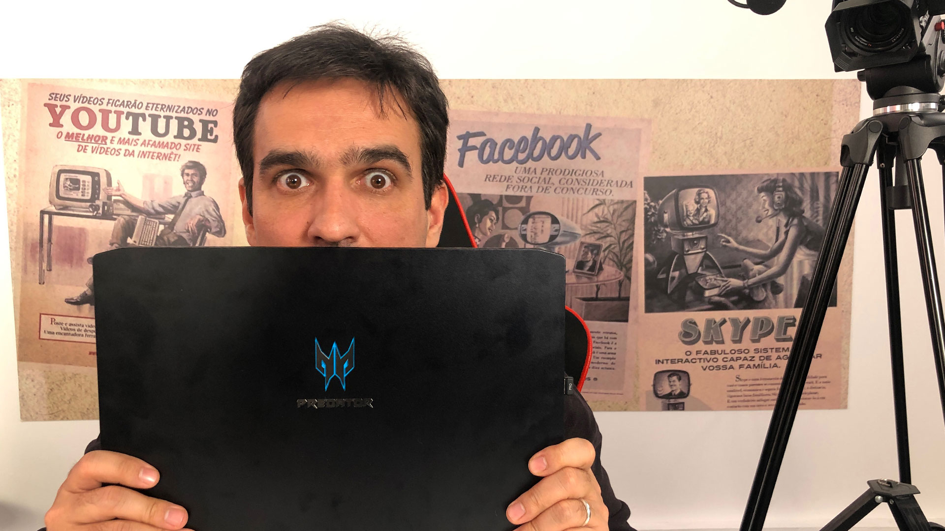 Photo of Un laptop care iti bate PC-ul in jocuri! Review Acer Predator Triton 500