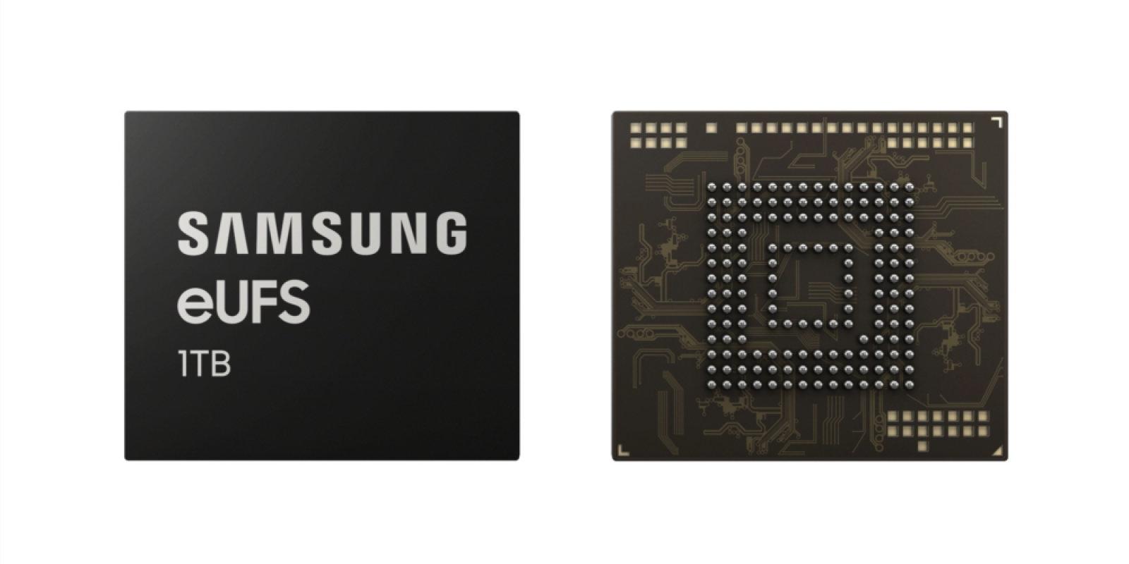 Photo of Samsung a făcut un modul de memorie de 1TB pentru telefoane