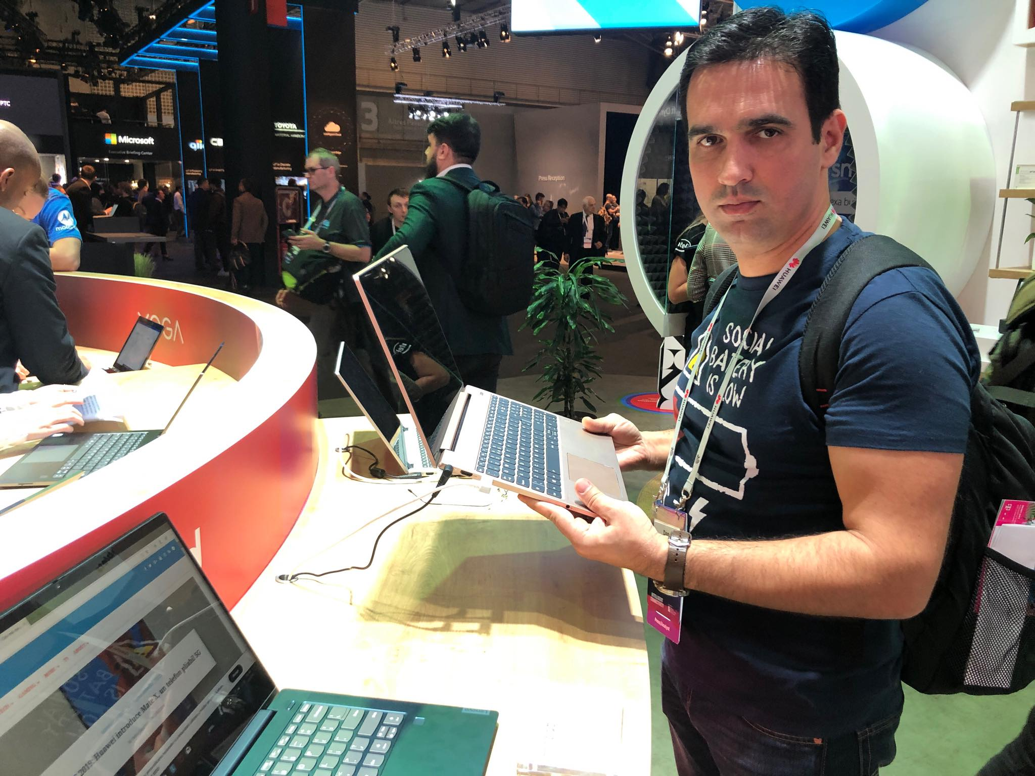 Photo of Noile modele de IdeaPad de la Lenovo! Hands-On de la MWC2019