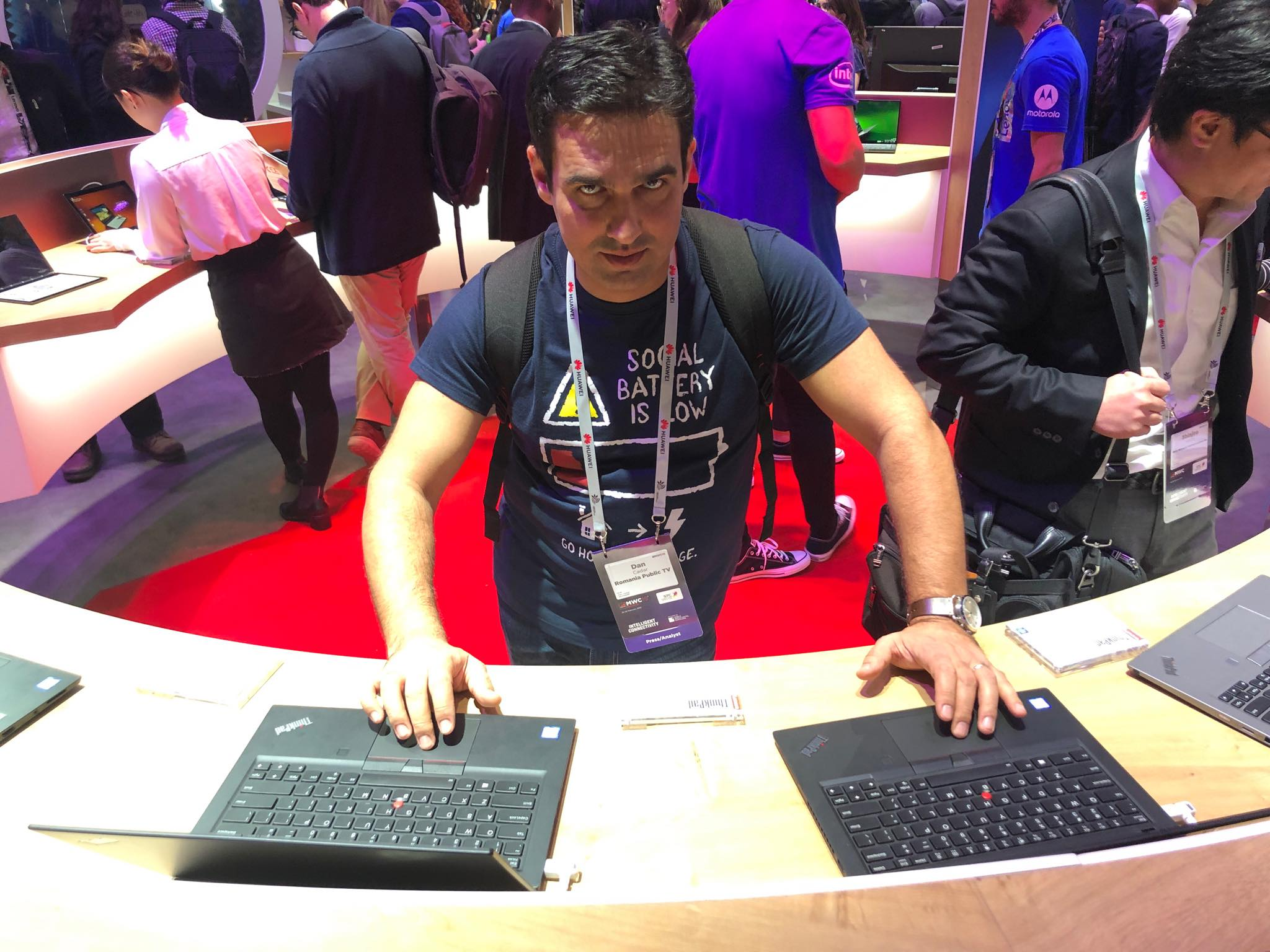 Photo of Noi modele din seria Thinkpad de la Lenovo, hands-on la MWC 2019!