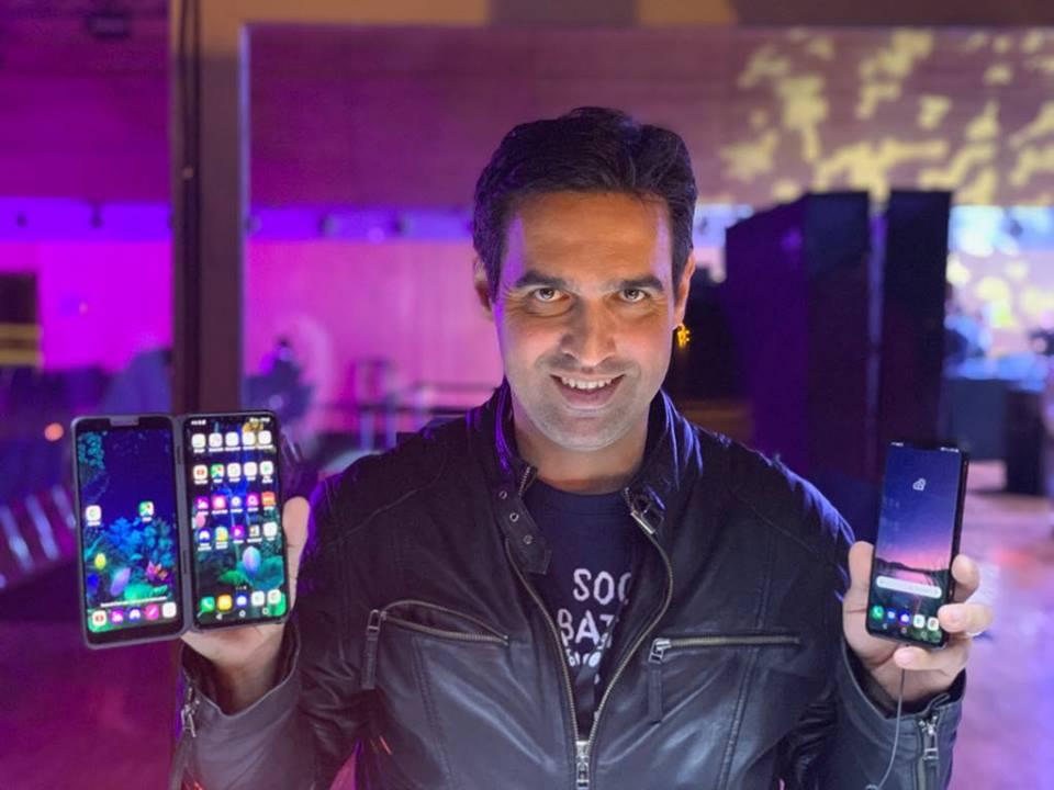 Photo of Zon@IT la MWC 2019 cu noile telefoane LG