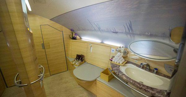 Airbus A380 baie