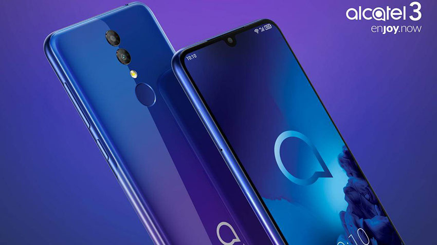 Photo of MWC 2019: Alcatel a introdus noile telefoane din seria 3, modelul 1s și tableta 3T 10