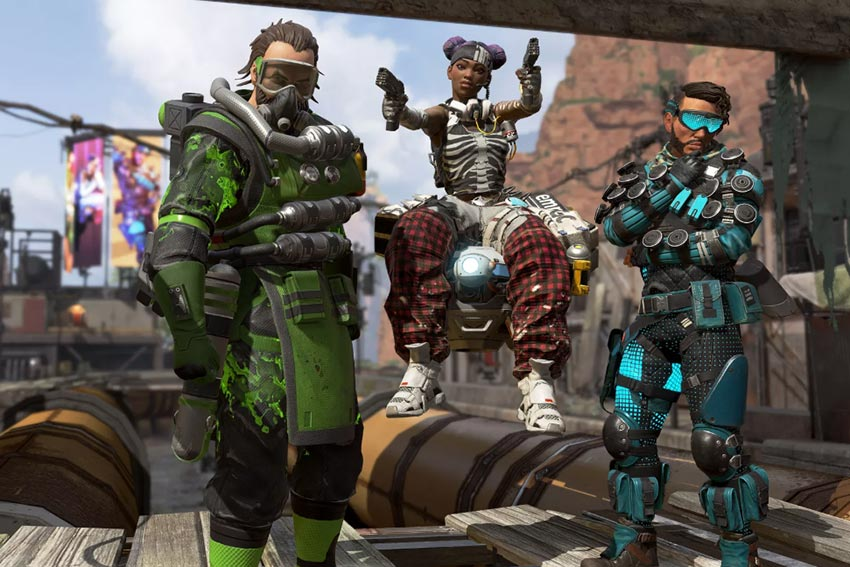 Apex Legends battle royale Respawn