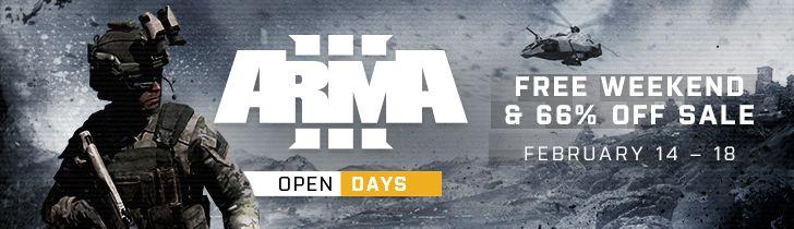 Photo of Arma 3 va putea fi jucat gratuit în acest weekend