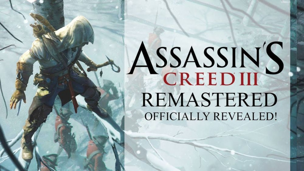 Photo of Assassin's Creed 3 va primi o versiune Remastered