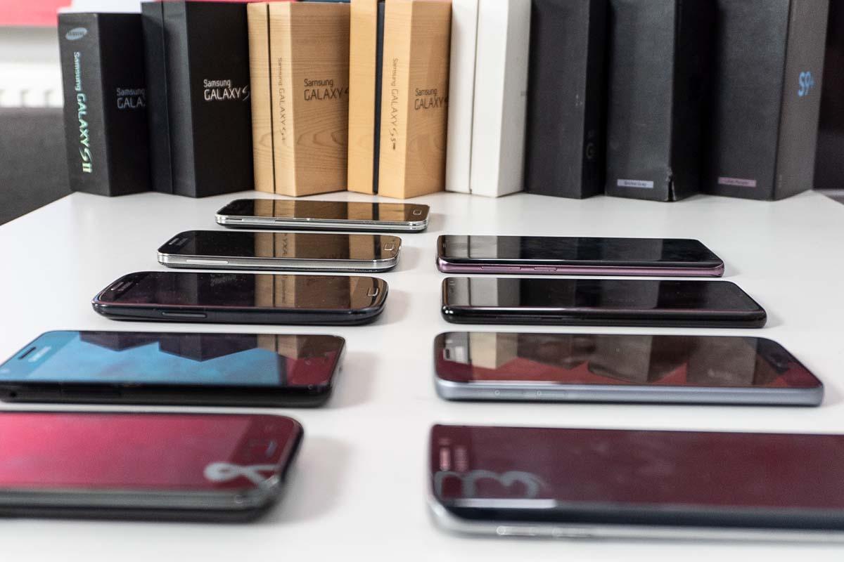 Photo of Samsung Galaxy S, de la primul pana la ultimul! Istoria si evolutia unui brand legendar.
