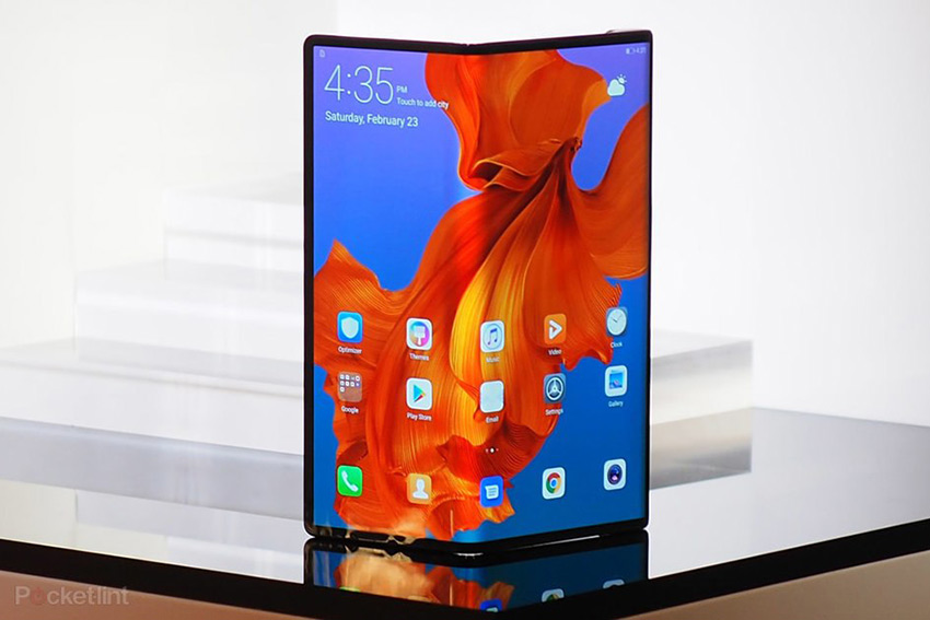 Photo of MWC 2019: Huawei introduce Mate X, un telefon pliabil 5G