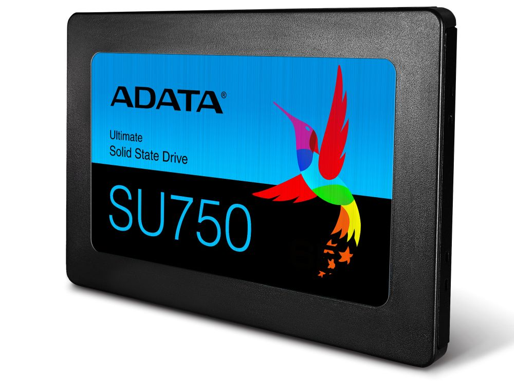 "Photo of ADATA lansează SSD-urile Ultimate SU750 2.5"" SATA 6Gb/s"