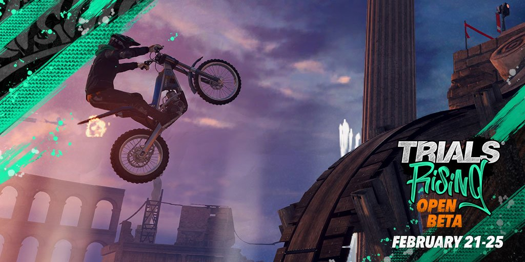 Trials Rising 21-25 februarie