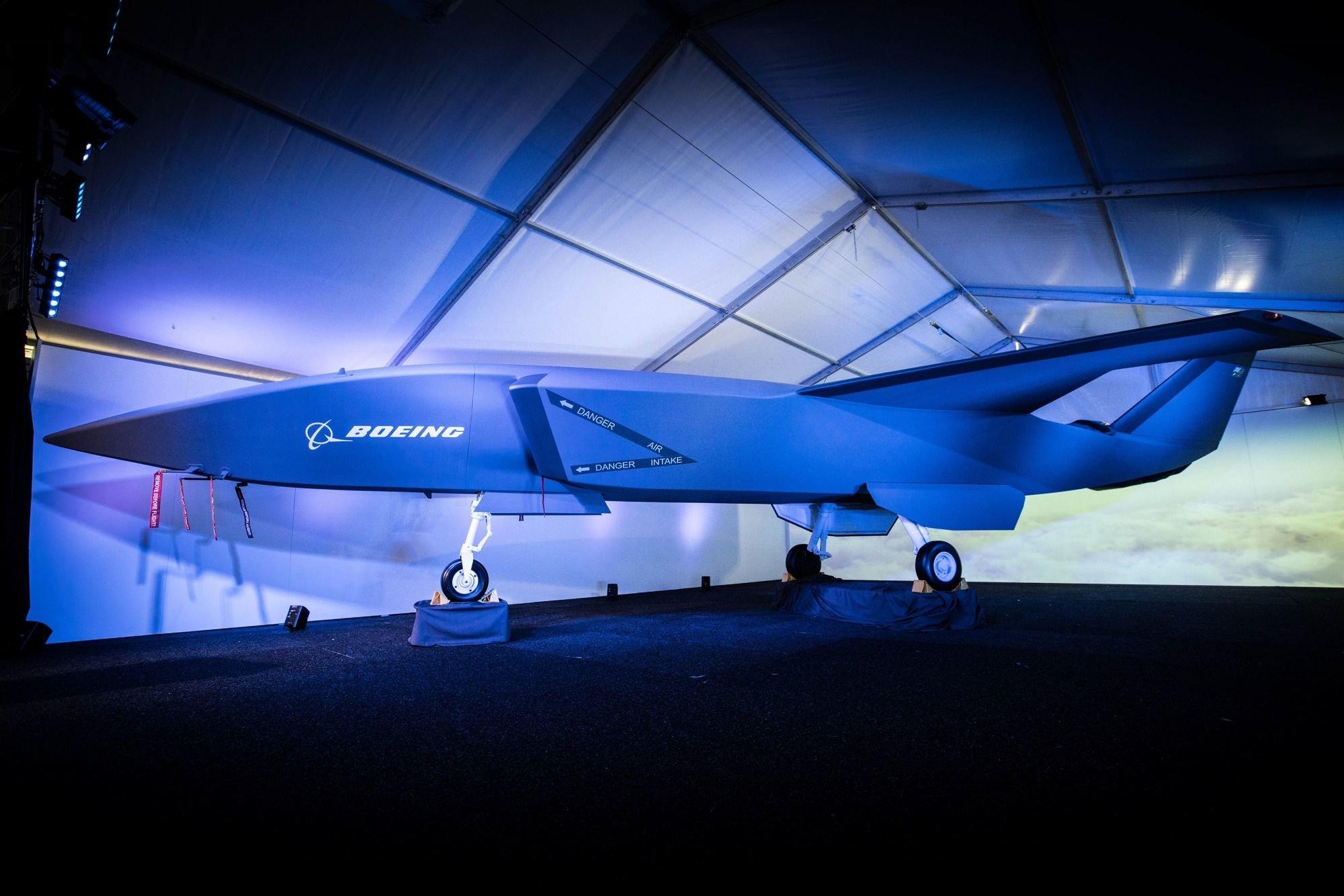 Photo of Boeing lucrează la un avion de vânătoare autonom