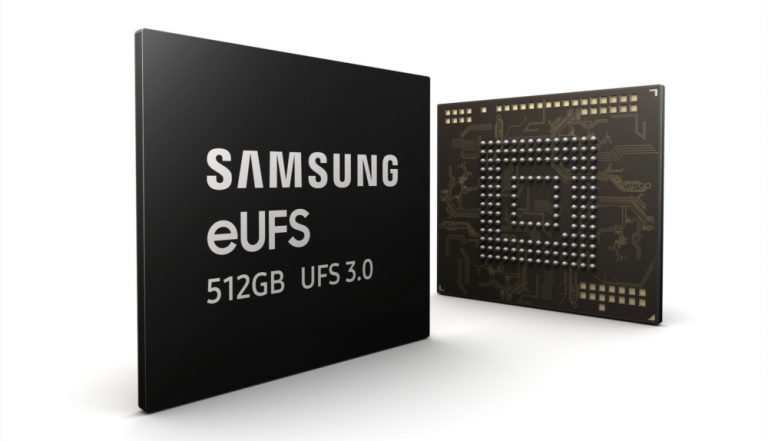 Photo of Samsung a început producția de module eUFS 3.0 de 512GB