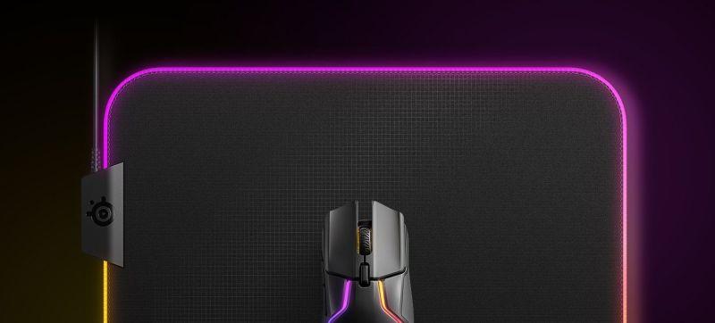 QcK Prism Cloth: micro-țesături cu numărul ridicat de fire. Complexitatea țesăturii și suprafața fină asigură un tracking cu o acuratețe ridicată.