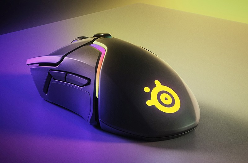 SteelSeries Rival 650 Wireless - the true wireless gaming mouse