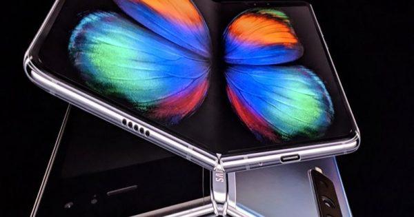 Samsung Galaxy Fold a fost dezvăluit