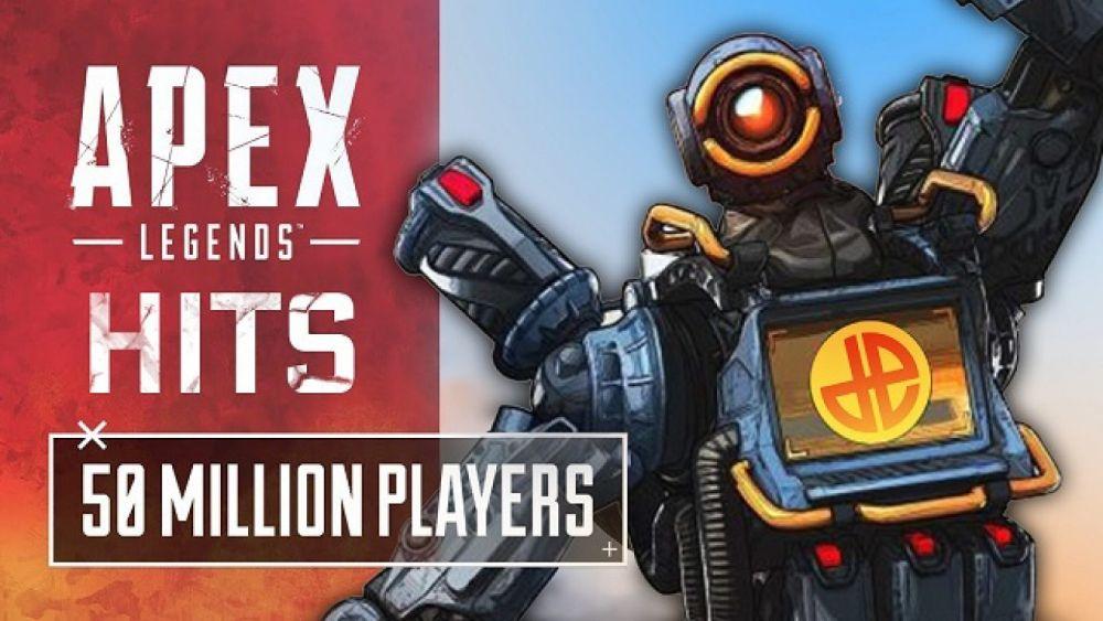 Apex Legends 50 milioane